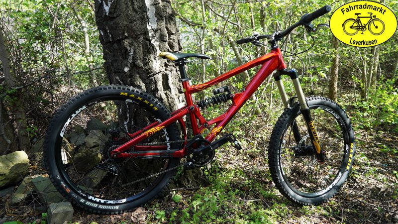 Fahrradmarkt Leverkusen Merida Freddy 5 Freeride Mountainbike Fully TOP-DEAL